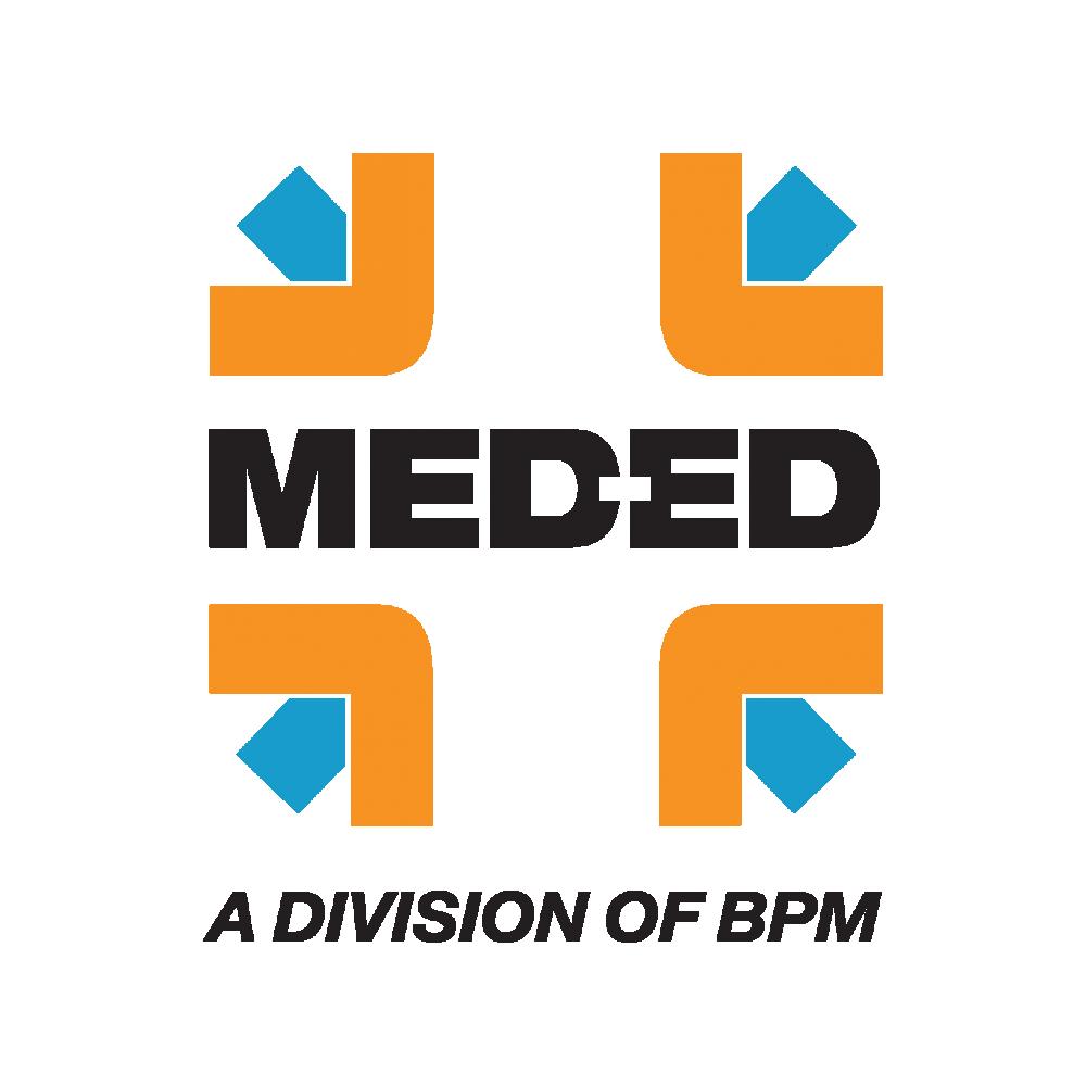 MED ED logo 4 C
