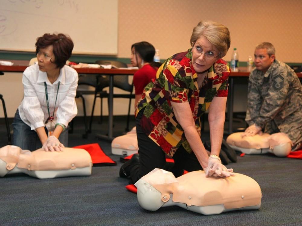Best Practice Medicine CPR Class