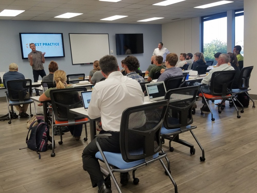 Best Practice Medicine classroom 2