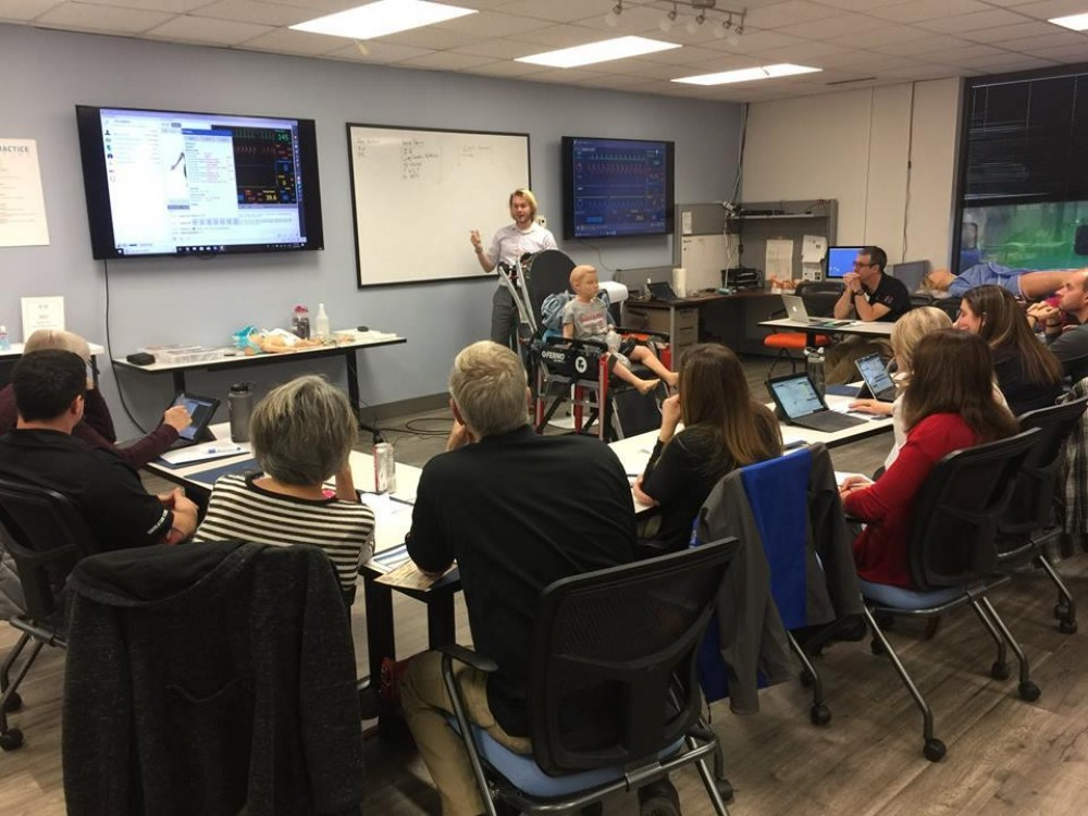 Best Practice Medicine classroom event