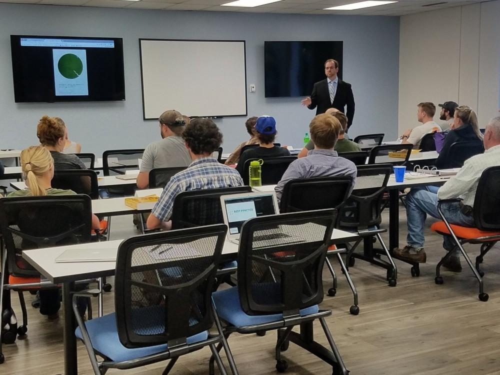 Best Practice Medicine classroom